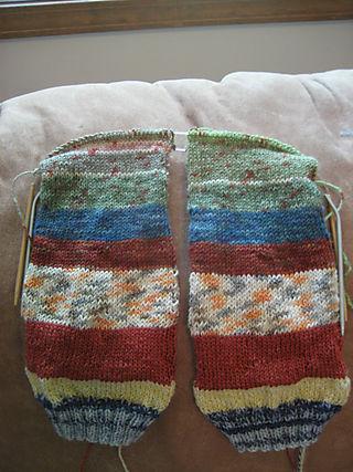 Improv socks