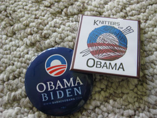 Buttons 4 obama