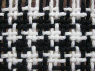 2x2 weave