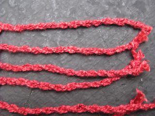 Tiwisted fringe