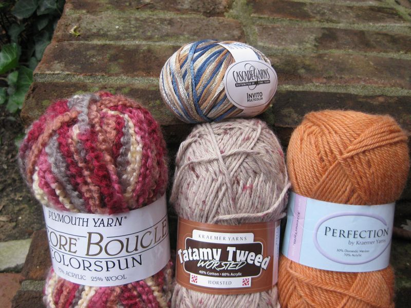 Retreat yarn