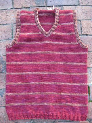 Birthday vest