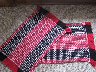 Woven mats 2