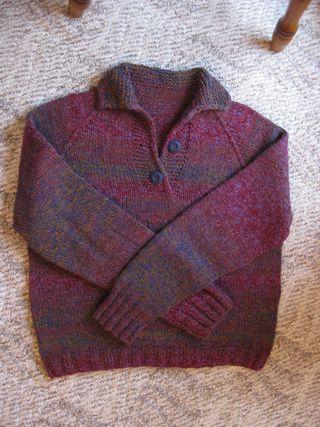 Keltic pullover