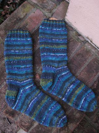 Campbell's comfort socks