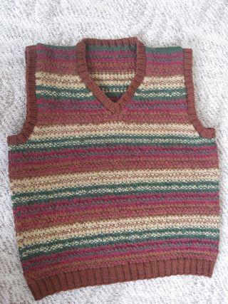 Dad's b-day vest