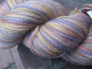 Montreal sock yarn