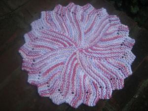 Fleurdishcloth