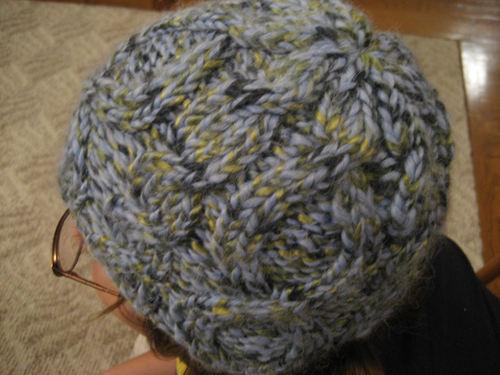 Blue Unoriginal Hat
