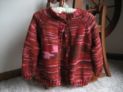 One-button Cardi
