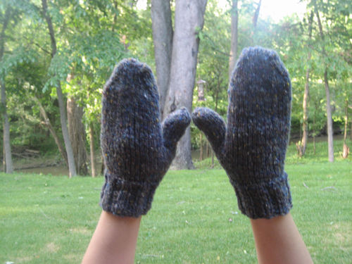Mittens for Dulaan