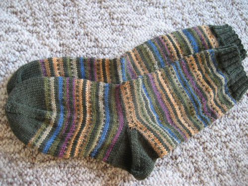 Lithuanian Tansania Socks
