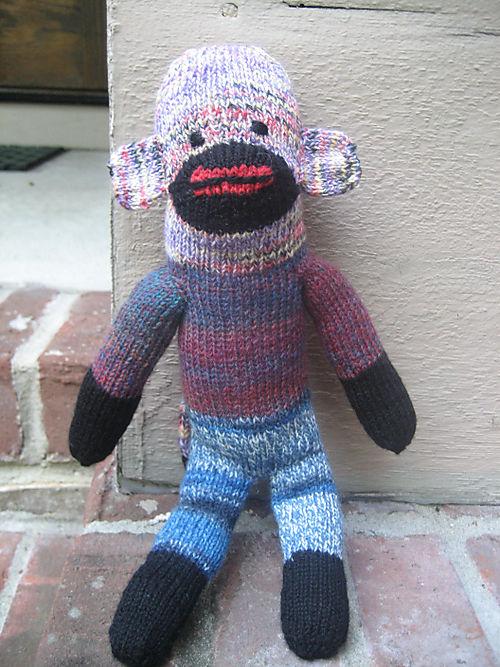 Oddball Sock Monkey