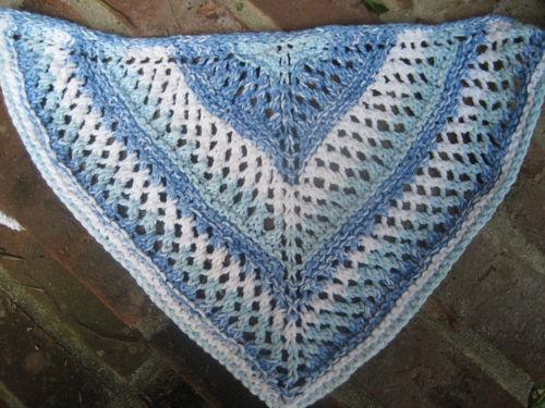 Tie-dye Kerchief
