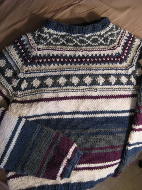1st 2009 Sweater